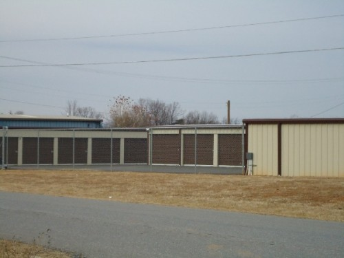 self storage Lynchburg