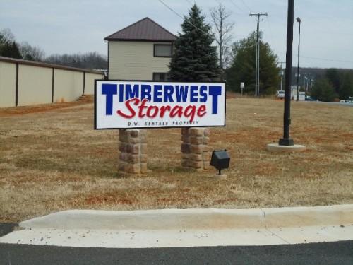 Lynchburg storage unit